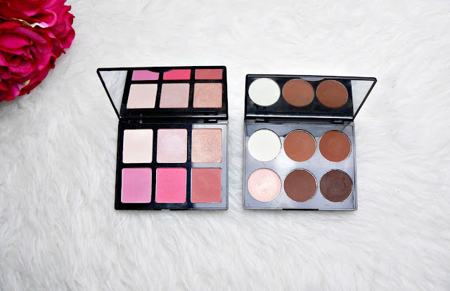makeup-stash, collectie, make-up, bronzer, contour, highlighter, blush, palette,