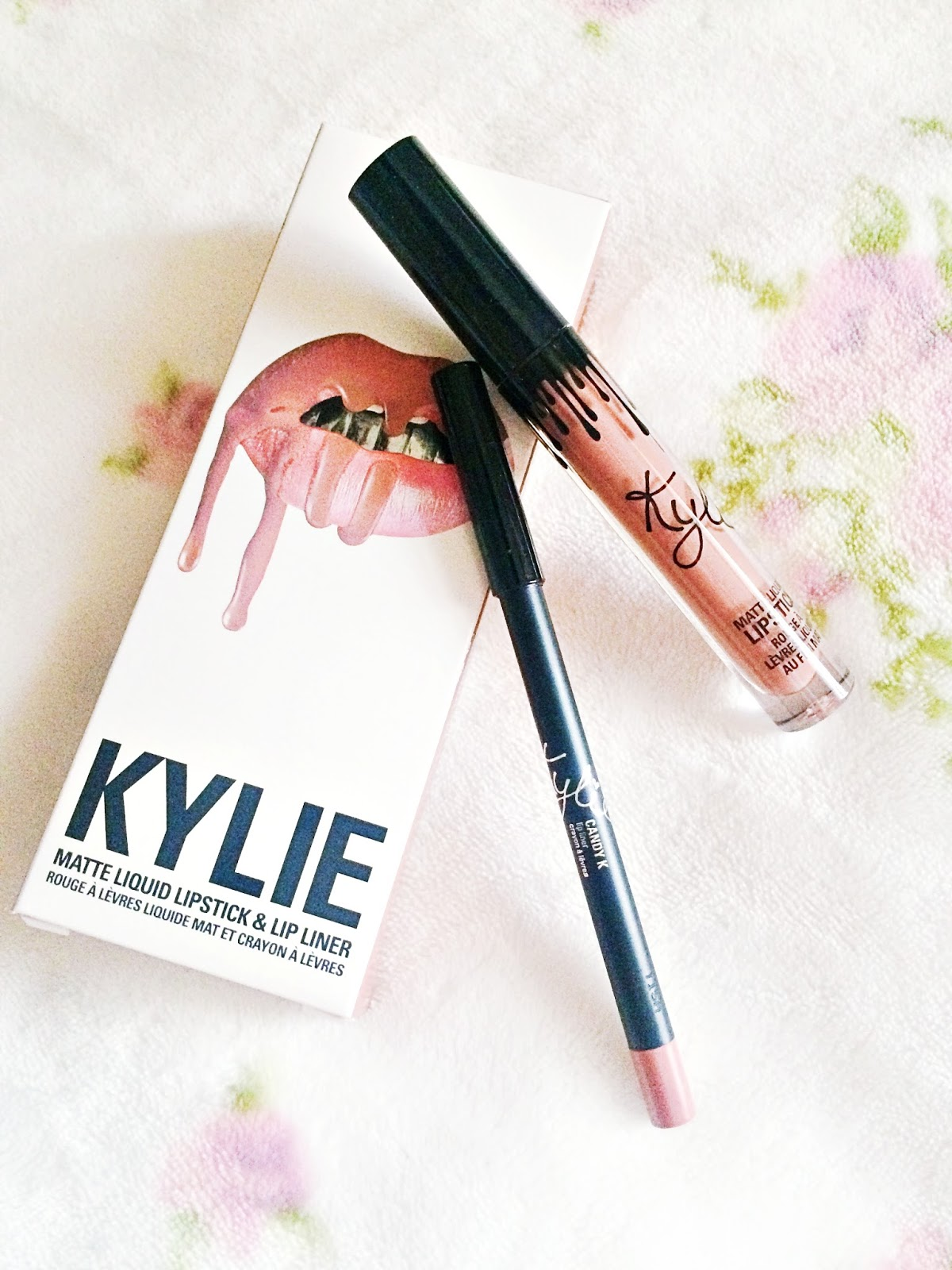 Lip Kit By Kylie: Candy K
