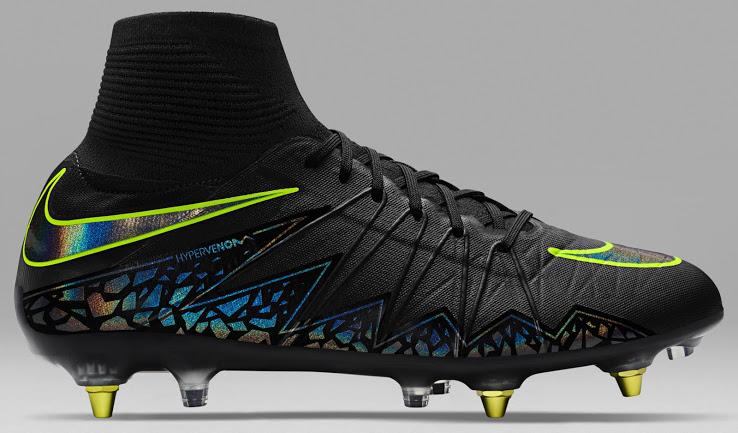 69c09bd1742 Fodboldstøvler Tilbud Billige 2016 Nike Hypervenom Phantom II Anti-Clog