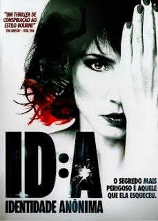 Capa do Filme ID:A - Identidade Anônima