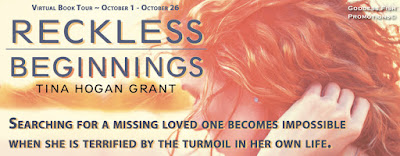Goddess Fish Promotions VBT: Reckless Beginnings by Tina Hogan Grant