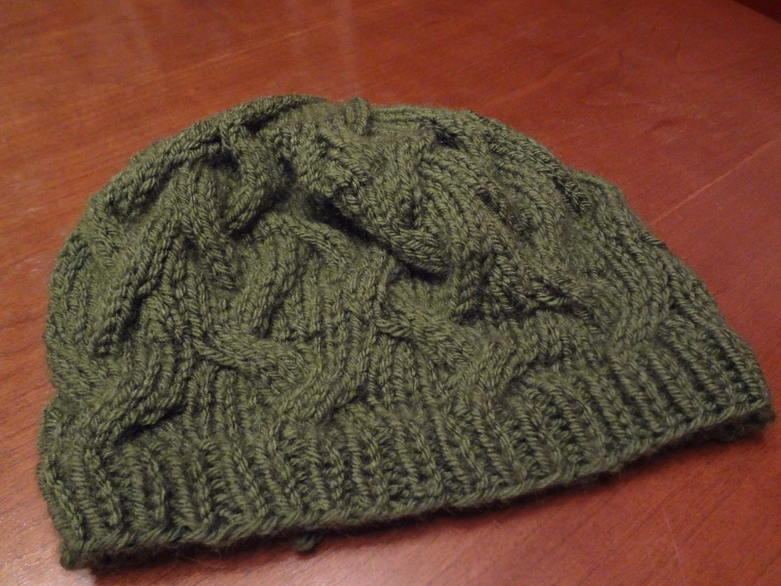 714a22ca28ab8 The Canadian Housewife  My (Non) Slouchy Beret