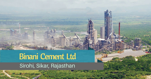 Binani Cement Plant, Sikar - Rajasthan