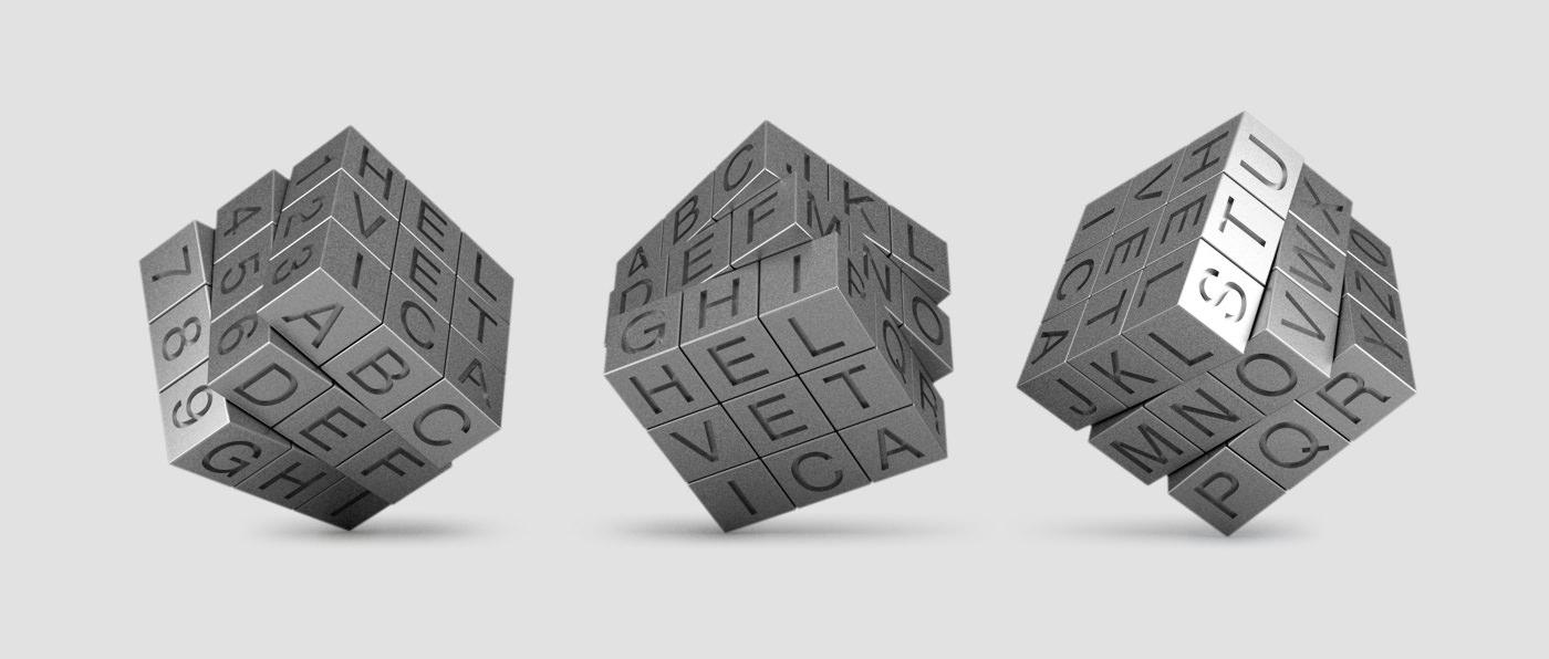 Helvética Rubik
