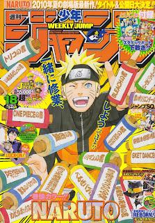 Naruto Mangá 489 – (Leitura Online)