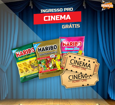 Participe da Promoção e Ganhe um Ingresso pro Cinema