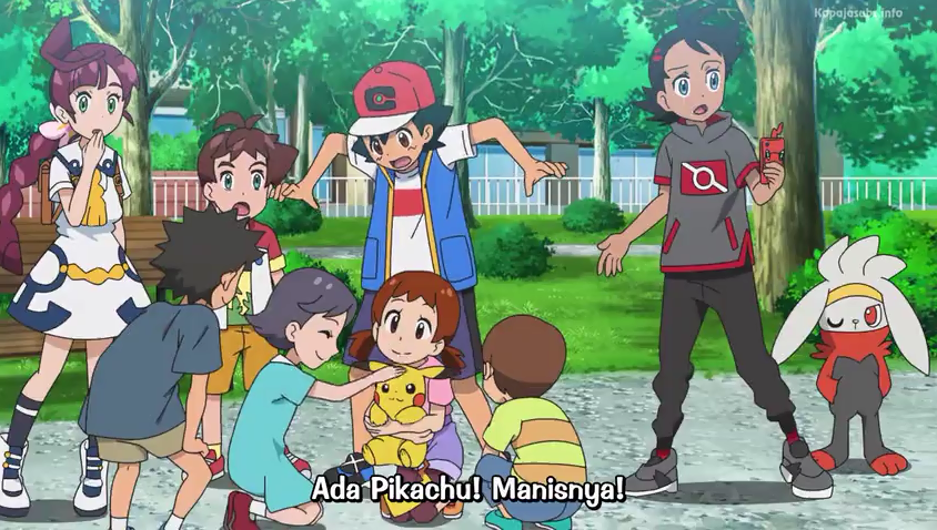 Pocket Monsters (2019) Episode 31 Subtitle Indonesia