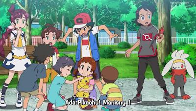 Pocket Monsters (2019) Episode 31 Subtitle Indonesia