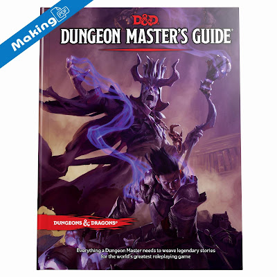 D&D 5e Dungeon master's guide PDF