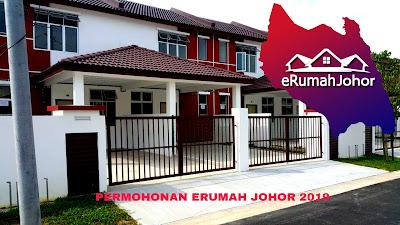 Permohonan eRumah Johor 2019 Online