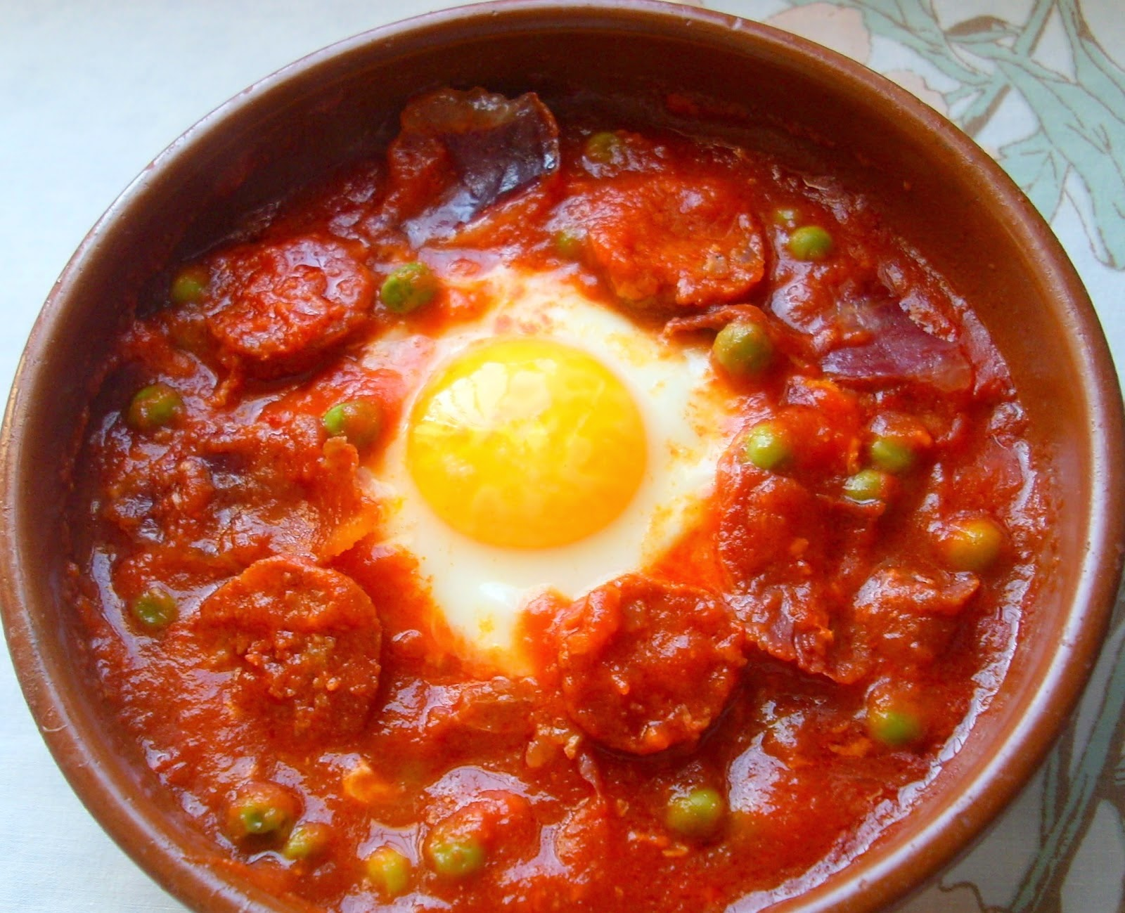 Huevos La Flamenca Recipe