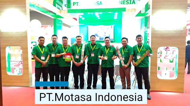 Lowongan Kerja PT. Motasa Indonesia (Ladaku), Jobs: Head Of Region, Head Of Area, Technical Trainer.