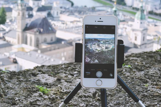 Salzburg view Instagram