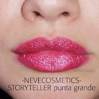 Neve cosmetics  Storyteller