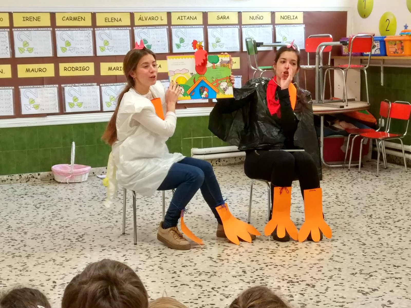 Agustinas Valladolid - Infantil 3 - La Granja
