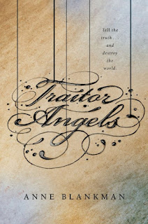 Traitor Angels by Anne Blankman book cover