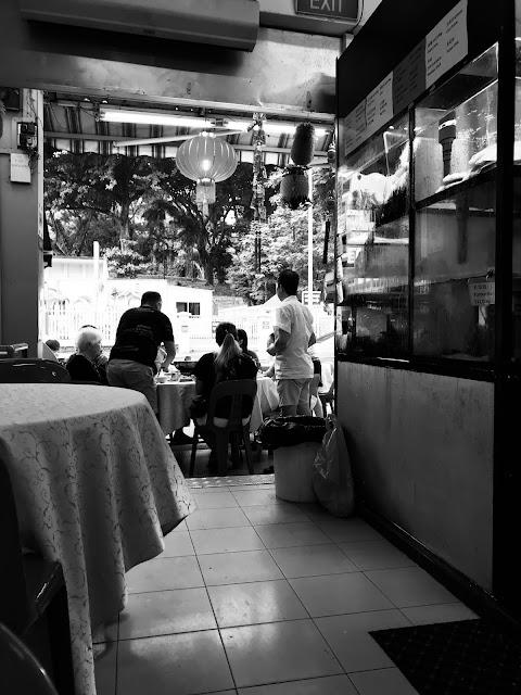 Tian Tian Seafood Restaurant, Outram Road