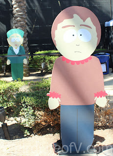 More South Park character standees