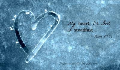 Psalm 57:7a