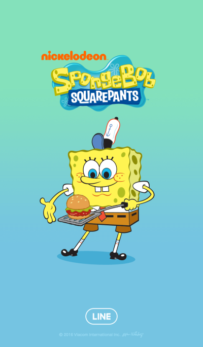 SpongeBob SquarePants in Bikini Bottom