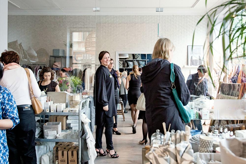 sisustusliike, vaateliike, lifestyle, Helsinki