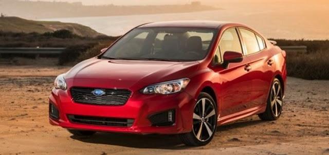 2017 Subaru Impreza First Drive