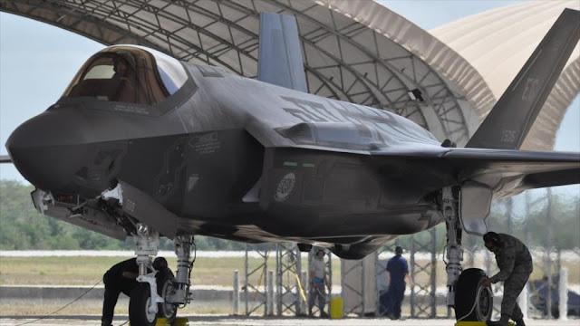 F-35A de EEUU arriban en Japón con la mirada puesta hacia Pyongyang