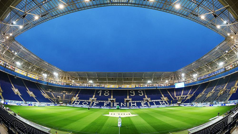 rhein necker arena stadio hoffenheim