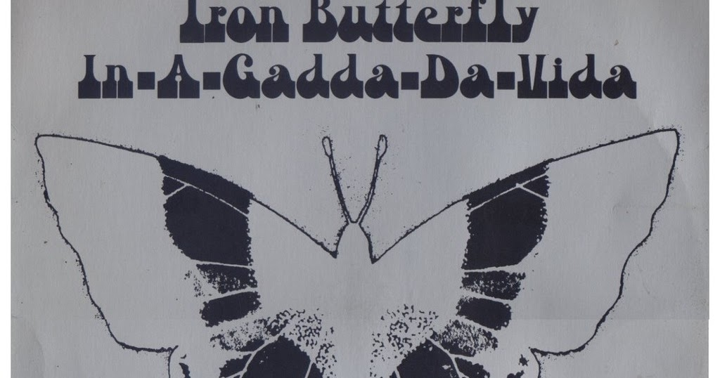 Iron Butterfly - What goes up doesn't always come down
