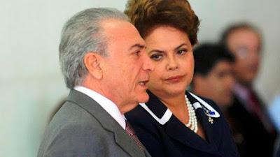 PF cumpre mandado em gráficas da chapa Dilma-Temer