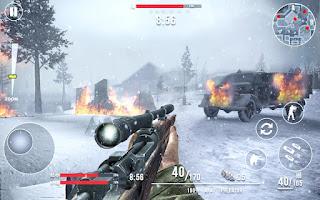 Call of Sniper WW2 Mod