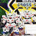 SD Cross Silhouette Unicorn Gundam [Destroy Mode] Exhibited at the Gundam Base Tokyo