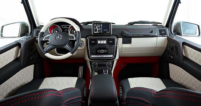 Mercedes G-Wagon Pickup Truck Reviews