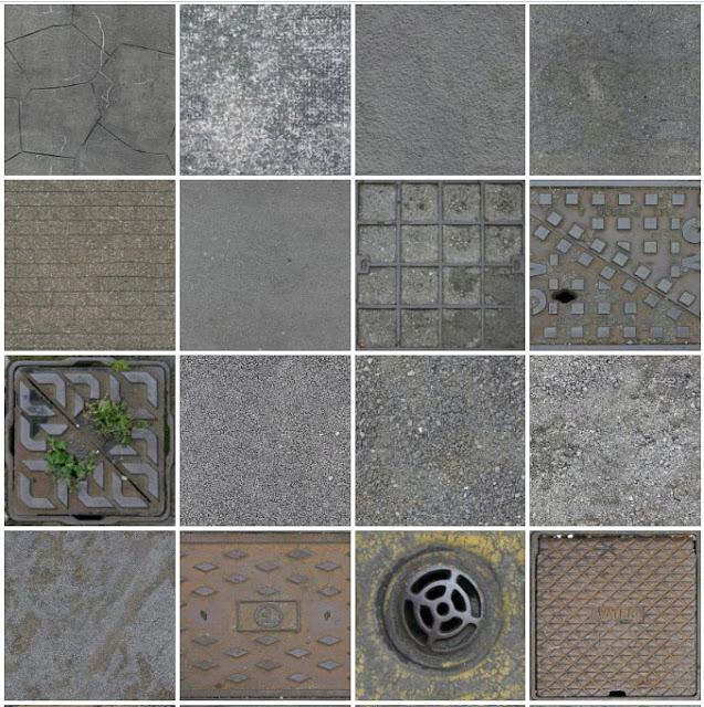 Sketchup texture textures asphalt roads rails for Free sketchup textures