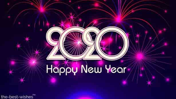 Best Wishes For New Year 2020 Happy New Year 2020 Wishes Quotes Messages [ Best Images ]