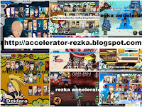 Kumpulan Naruto Senki Mod 2016 UNLIMITED money etc PART 4