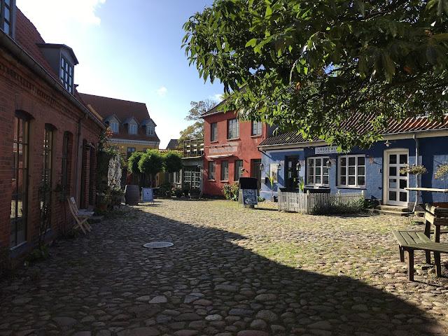 Stege, Isle of Mon, Denmark