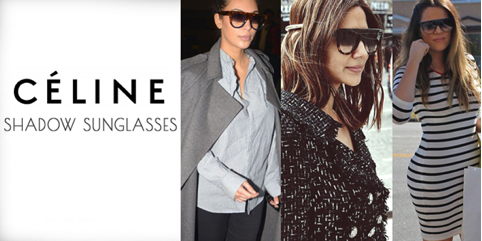 fdeaf6696fa7 The Céline Shadow CL 41026 S is absolutely the best seller of this season  and we are crazy about it.