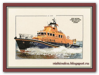 "Heritage Crafts Серия: Other CLB509 ""The Severn Class Lifeboat"""