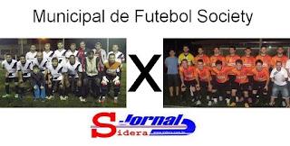 Decisão do Municipal de Futebol Society terá confronto entre Patrimônio e Almaq