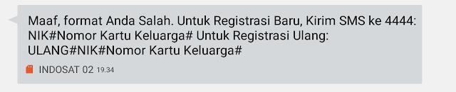 Cara Registrasi Ulang Kartu Prabayar Telkomsel, Indosat, XL