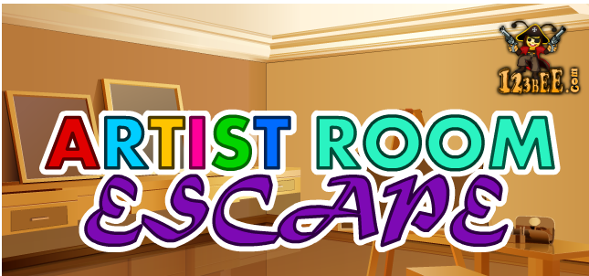 Solved Artist Room Escape Walkthrough