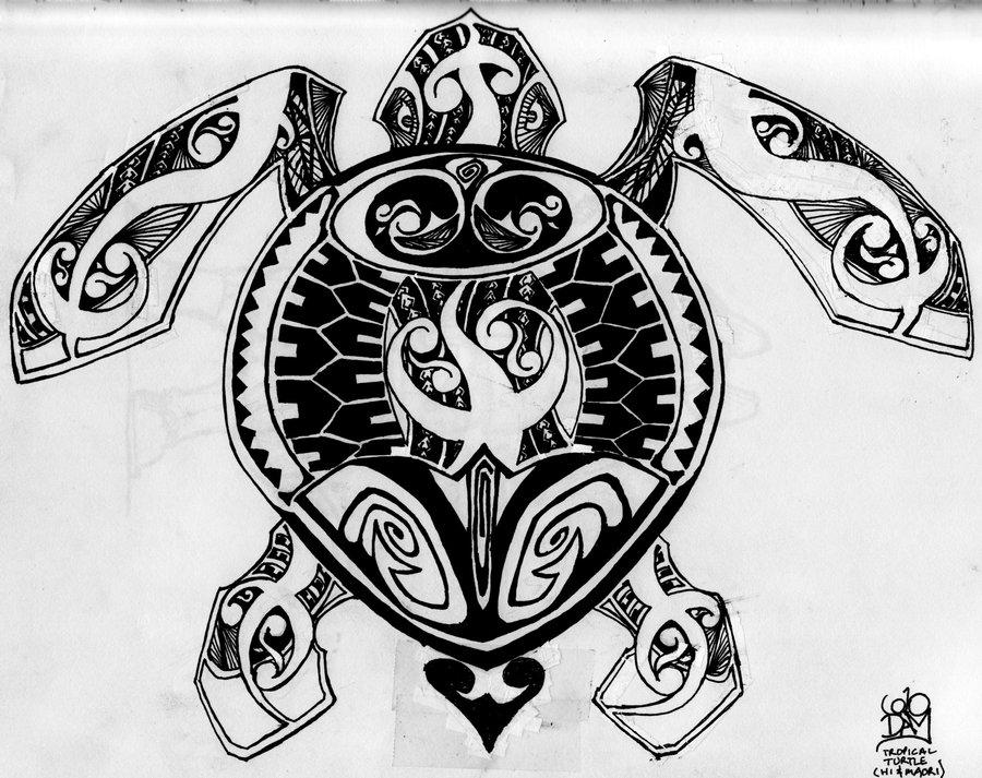 Desenhos Tatuagem Tribal Maori