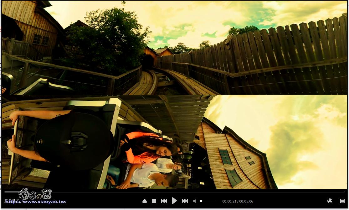 GoPro VR Player 360°視頻播放器
