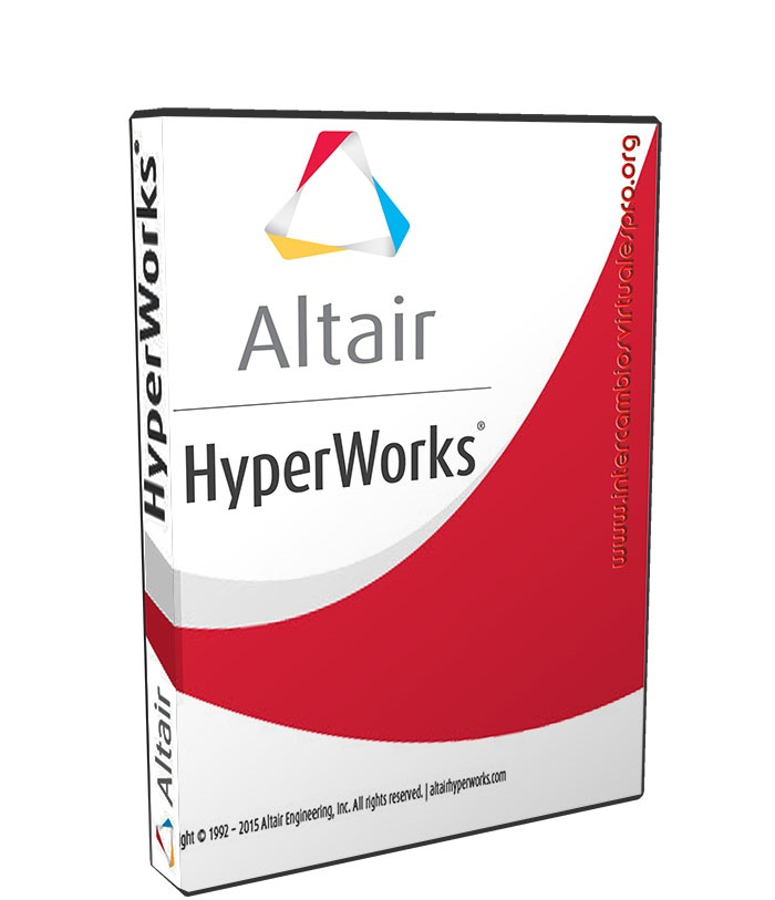 Altair HyperWorks 2017.0.0.24 poster box cover