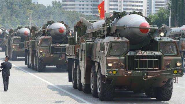 """""""EEUU no sabe cómo hacer frente a la fuerza nuclear de Pyongyang"""""""