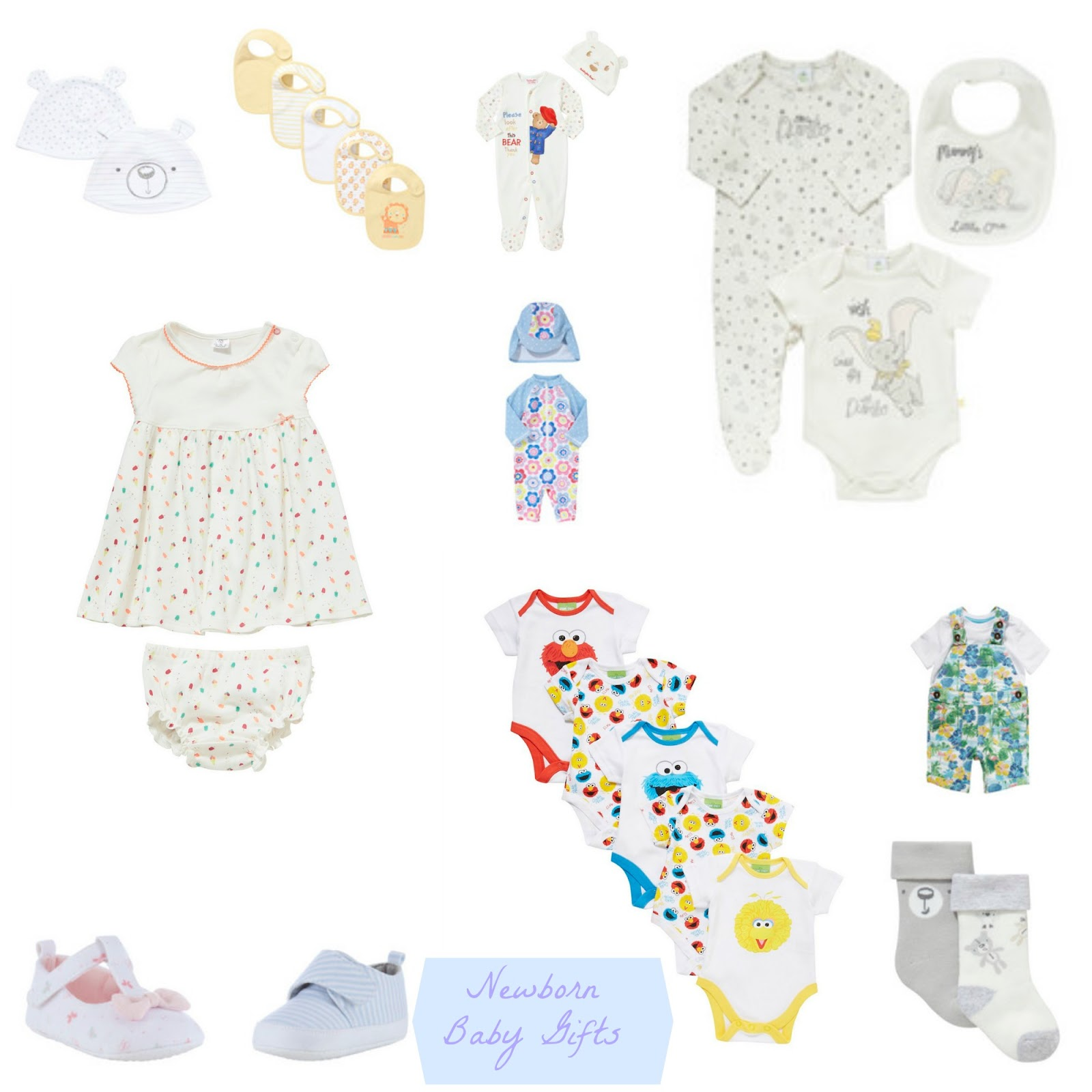, Clothing Gift Guide for Newborn Babies