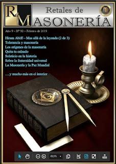 Retales Masonería 92 – Febrero 2019