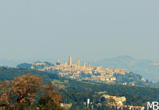 San Gimignano torri