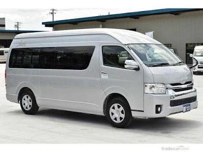 4 Rekomendasi Mobil dari Toyota untuk Bisnis Travel